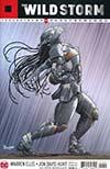 Wild Storm #12 Cover A Regular Jon Davis-Hunt Cover