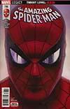 Amazing Spider-Man Vol 4 #796 (Marvel Legacy Tie-In)