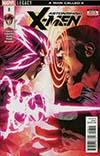 Astonishing X-Men Vol 4 #8 (Marvel Legacy Tie-In)