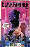 Black Panther Vol 6 #170 Cover A Regular Phil Noto Cover (Marvel Legacy Tie-In)