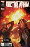 Star Wars Doctor Aphra #17 Cover A Regular Ashley Witter Cover