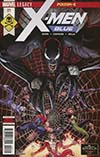 X-Men Blue #21 Cover A Regular Arthur Adams Cover (Poison X Part 2)(Marvel Legacy Tie-In)