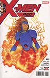 X-Men Red #1 Cover A Regular Travis Charest Cover (Marvel Legacy Tie-In)
