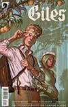 Buffy The Vampire Slayer Season 11 Giles #1 Cover A Regular Steve Morris Cover