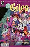 Buffy The Vampire Slayer Season 11 Giles #1 Cover B Variant Arielle Jovellanos Cover
