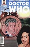 Doctor Who 12th Doctor Year Three #13 Cover C Variant Simon Myers Cover