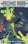 Atomic Robo And The Spectre Of Tomorrow #5 Cover B Variant Nick Roche Cover