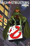 Ghostbusters Annual 2018 Cover A Regular Dan Schoening Cover