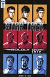 Star Trek Boldly Go #17 Cover A Regular Marcus To Cover