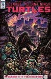 Teenage Mutant Ninja Turtles Vol 5 #79 Cover B Variant Kevin Eastman Cover