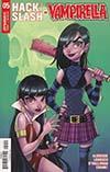 Hack Slash vs Vampirella #5 Cover A Regular Chrissie Zullo Cover