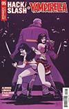 Hack Slash vs Vampirella #5 Cover B Variant Goran Sudzuka Cover