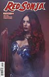 Red Sonja Vol 7 #14 Cover D Variant Cosplay Photo Cover
