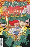 Red Sonja Vol 7 #14 Cover E Variant Art Baltazar Subscription Cover