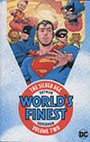 Batman And Superman In Worlds Finest Comics The Silver Age Vol 2 TP