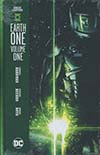 Green Lantern Earth One Vol 1 HC