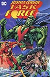 Justice League Task Force Vol 1 Purification Plague TP
