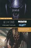 Aliens Predator Prometheus AvP Fire And Stone TP