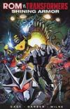 ROM vs Transformers Shining Armor TP