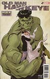 Old Man Hawkeye #2 Cover B Variant Terry Dodson Hulk Smash Cover (Marvel Legacy Tie-In)