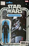 Star Wars Vol 4 #43 Cover C Variant John Tyler Christopher Action Figure Cover