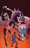 KISS Army Of Darkness #1 Cover G Incentive Kyle Strahm Virgin Cover