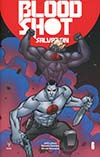 Bloodshot Salvation #6 Cover E Incentive David Lafuente Interlocking Variant Cover