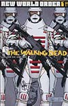 Walking Dead #175 Cover C DF Signed & Remarked By Ken Haeser