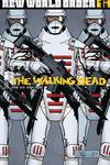 Walking Dead #175 Cover D DF Blood Red Signature Series Signed By Stefano Gaudiano