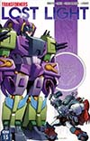 Transformers Lost Light #15 Cover C Incentive Brendan Cahill Variant Cover