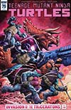 Teenage Mutant Ninja Turtles Vol 5 #79 Cover C Incentive Dave Wachter Variant Cover
