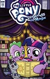My Little Pony Legends Of Magic #11 Cover C Incentive Magdalene Calbraith Variant Cover