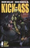 Kick-Ass Vol 4 #1 Cover C Incentive John Romita Jr Variant Cover