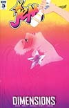 Jem And The Holograms Dimensions #3 Cover C Incentive Eliza Frye Variant Cover