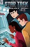 Star Trek Boldly Go #16 Cover D Incentive Yoshi Yoshitani Variant Cover