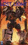 Transformers Lost Light #14 Cover C Incentive Brendan Cahill Variant Cover