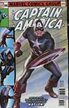 Captain America Vol 8 #695 Cover I 2nd Ptg Variant Alex Ross Cover (Marvel Legacy Tie-In)