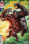 Flash Vol 5 #43 Cover B Variant David Finch & Danny Miki Cover