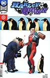 Harley Quinn Vol 3 #39 Cover B Variant Frank Cho Cover