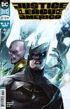 Justice League Of America Vol 5 #27 Cover B Variant Francesco Mattina Cover