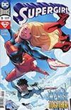 Supergirl Vol 7 #19 Cover A Regular Jorge Jimenez Cover