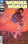 Wonder Woman Vol 5 #42 Cover B Variant Jenny Frison Cover