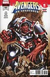 Avengers Vol 6 #685 Cover A Regular Mark Brooks Cover (No Surrender Part 11)(Marvel Legacy Tie-In)