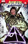 Avengers Vol 6 #686 Cover A Regular Mark Brooks Cover (No Surrender Part 12)(Marvel Legacy Tie-In)