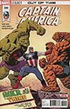 Captain America Vol 8 #699 (Marvel Legacy Tie-In)