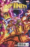 Infinity Countdown #1 Cover A Regular Nick Bradshaw Cover (Marvel Legacy Tie-In)