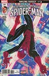 Peter Parker Spectacular Spider-Man #301 Cover A Regular Joe Quinones Cover (Marvel Legacy Tie-In)