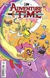 Adventure Time #74 Cover A Regular Shelli Paroline & Braden Lamb Cover