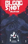 Bloodshot Salvation #7 Cover B Variant Raul Allen Cover