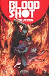 Bloodshot Salvation #7 Cover C Variant Renato Guedes Cover